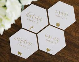 place cards wedding place cards etsy