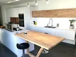 table cuisine bois brut plan de table cuisine table cuisine bois brut plusieurs