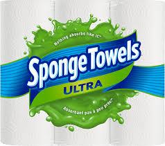 SpongeTowels   Sponge Towels View details Ultra