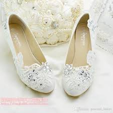 wedding shoes size 9 lace flower wedding shoes bridal accessories bridal shoes