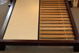 Tatami Mat Bed Frame Japanese Platform Beds S Hide Sleep Low Bed Frames