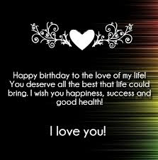 get happy birthday love quotes and wishes for your girlfriend or