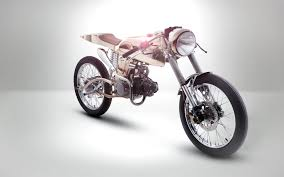 bandit9 reveals champagne gold custom motorcycle