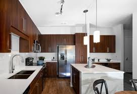 modern kitchen with brown cabinets white and brown kitchen cabinet ideas kitchen ideas