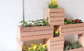 the benefits of modern planter boxes what do