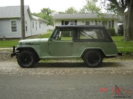 commando jeepster jeepster commando 2 door kaiser jeep corporation