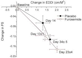 furosemide and the progression of left ventricular dysfunction in