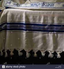 prayer shawl symbolism judaica symbols prayer shawl stock photo 1722526 alamy