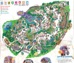 Six Flags America Map by California Great America Cga Discussion Thread Page 525