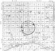 sections townships and ranges land survey records kansas historical society