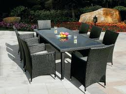 modern outdoor table and chairs rattan patio table and chairs modern outdoor dining room with person