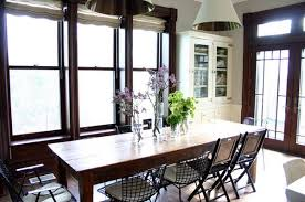 dining table kitchen island home decorating trends homedit be sentimental and have a farmhouse kitchen table in your home