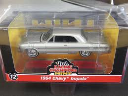 matchbox chevy impala 2016 racing champions mint r2 1966 nova and 1964 impala the race