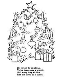 the night before christmas a visit from st nicholas printable