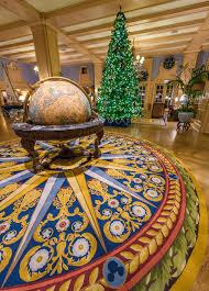 disney world resort decorations tour disney tourist