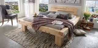 Schlafzimmer Holz Zirbe Massivholzbetten