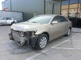 2007 toyota camry aftermarket parts parting out 2007 toyota camry stock 3020bl tls auto recycling