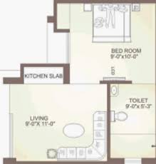 300 sq ft 1 bhk 1t villa for sale in balaji dham weekend campus