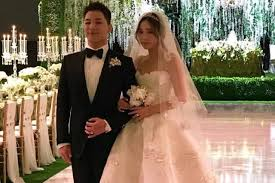www wedding in photos who attended taeyang and min hyo rin s dope