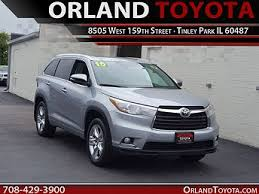 toyota highlander hybrid 2005 used toyota highlander for sale with photos carfax
