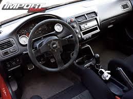 Honda Civic Si Interior Honda Civic Si 2000 Interior World Activity