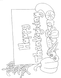 thanksgiving coloring pages 3 coloring kids