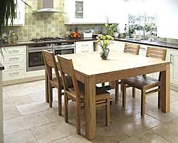 Dining Room With Kitchen Designs Dining Table In Kitchen Ideas