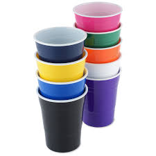 party cups 4imprint reusable plastic party cup 16 oz 119687