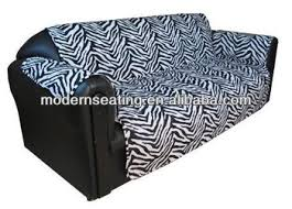 Dog Sofa Cover by Zebra Pattern Quilted Micro Suede Pet Dog Sofa Loveseat Furniture