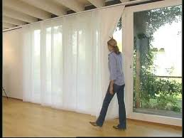Pulley Curtain Systems Best 25 Curtain Track System Ideas On Pinterest Curtain Tracks