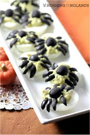 spooky foods for the scariest halloween party ever