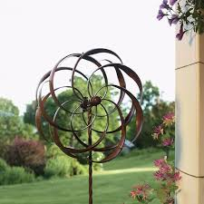 metal lawn ornaments birds landscape design