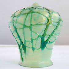 austrian vases antique antique austrian pallme konig art nouveau art glass lamp shade