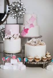 posh cakes 9 things we adore about this posh pink bridal shower kate aspen