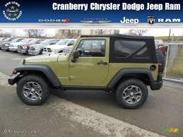 green jeep wrangler 2013 commando green jeep wrangler rubicon 4x4 73989156 gtcarlot