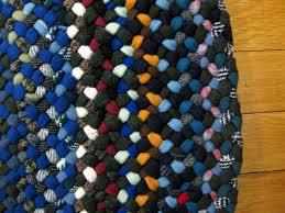 8 Round Braided Rugs by 4 U00275