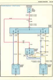 wiring diagram power window motor diagram renault megane wiring