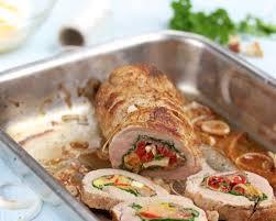 comment cuisiner le filet mignon filet mignon farci à l espagnole et gourmandise
