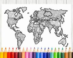world map coloring pages printable usa map coloring page usa map wall art coloring