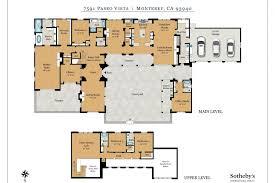 mexican house floor plans mexican house floor plans
