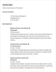 exles of simple resume exles of a basic resume exles of resumes