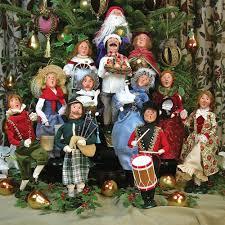 christmas carolers christmas carolers dolls madinbelgrade