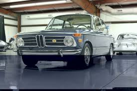 1973 bmw 2002 tii restored sunroof factory behr ac 5 speed