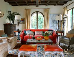 Spanish Living Room Home Design Ideas - Spanish living room design