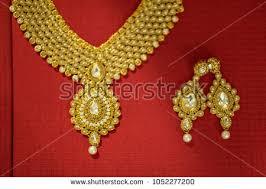 bridal ring bracelet images Pakistani indian bridal wedding gold diamond stock photo image jpg