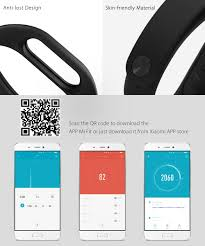 B And Q Kitchen Design Service Xiaomi Mi Band 2 Oled Heart Beat Touch Miband V2 Wristband