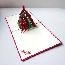 pop up christmas cards template pop up christmas card template