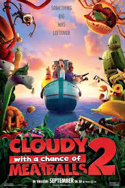 star reviews 13 cloudy with a chance of meatballs 2 food puns