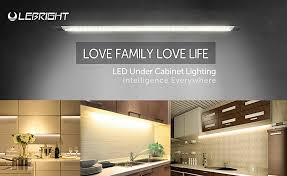 Thin Led Under Cabinet Lighting by Under The Counter Lighting Le Led Under Cabinet Lighting Kit