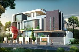 bungalow house designs 3d animation 3d rendering 3d walkthrough 3d interior cut